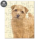 Norfolk Terrier Puzzle
