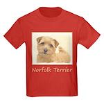 Norfolk Terrier Kids Dark T-Shirt
