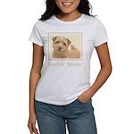 Norfolk Terrier Women's Classic White T-Shirt