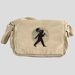 Sasquatch Messenger Bag
