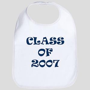 Class of 2007 Graduates Bib