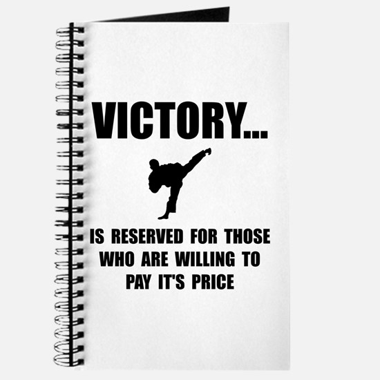 Victory Martial Arts Journal