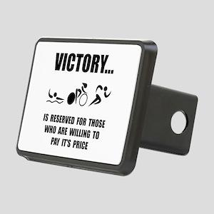 Victory Triathlon Hitch Cover