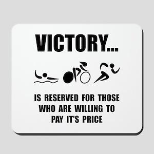Victory Triathlon Mousepad