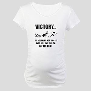 Victory Triathlon Maternity T-Shirt