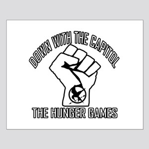 Hunger Games:Down With The Capitol Posters