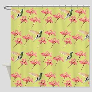 Hummingbird, Shower Curtain
