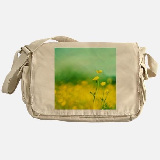 Smiling, Happy , Laughting Messenger Bag