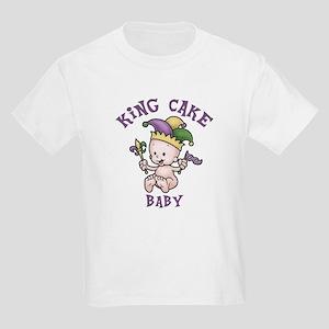 King Cake Baby II Kids Light T-Shirt