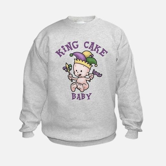 King Cake Baby II Sweatshirt