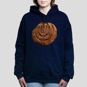 Ancient Menorah Hooded Sweatshirt