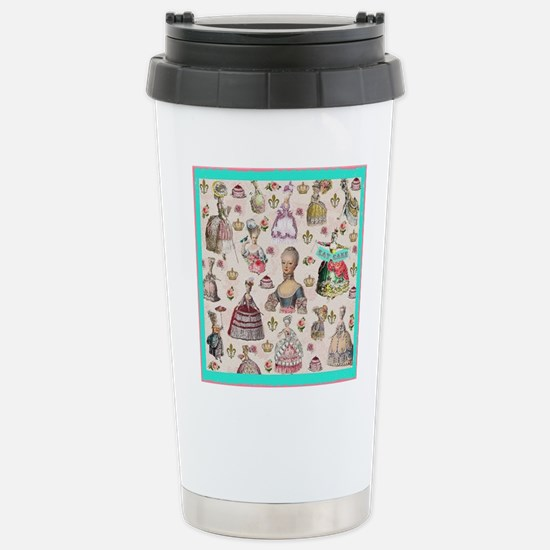 Eat Cake Stainless Steel Travel Mug