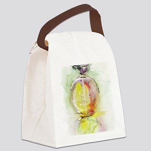 perfume Canvas Lunch Bag