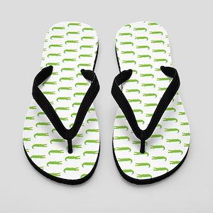 Alligators Flip Flops - CafePress 47a82d65c