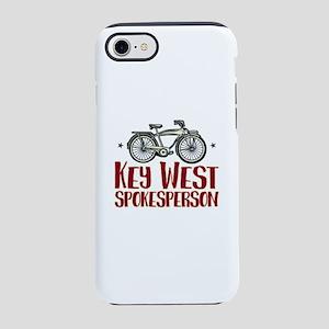 Key West Spokesperson iPhone 7 Tough Case