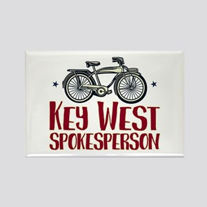 Key West Spokesperson Magnets