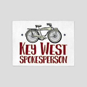 Key West Spokesperson 5'x7'Area Rug