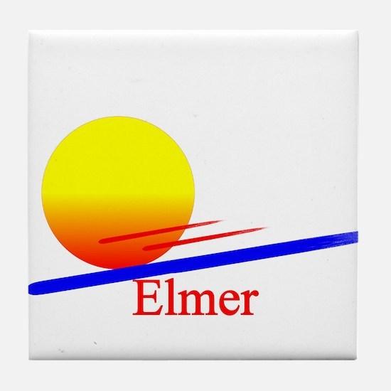 Elmer Tile Coaster