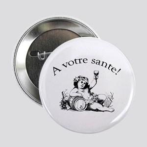 French Toast Wine Button