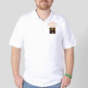 camping Golf Shirt