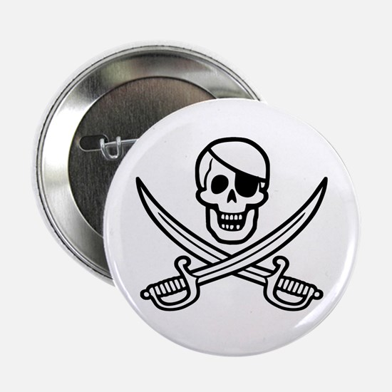 Jolly Roger Button