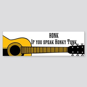 Honk If You Speak Honky Tonk