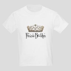 Princess Brooklyn Kids Light T-Shirt