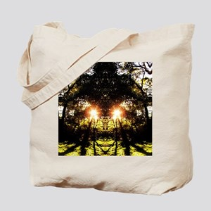 DMT Ferntree Forest Tote Bag