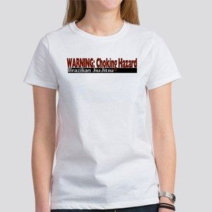 Warning: Choking hazard Women's T-Shirt