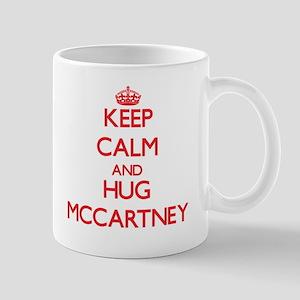 Keep calm and Hug Mccartney Mugs
