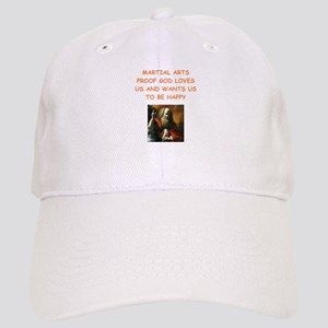 MARTIAL arts Baseball Cap