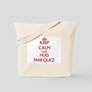 Keep calm and Hug Marquez Tote Bag