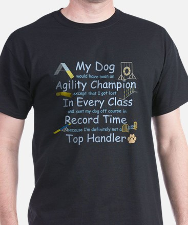 Agility Champion T-Shirt
