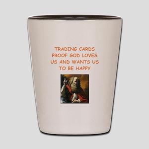 CARDS Shot Glass