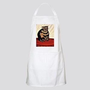 Rousseau - The Tiger Cat Apron
