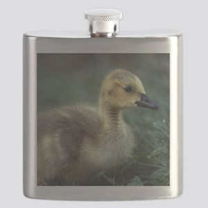 baby goose Flask