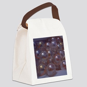 Marble world Canvas Lunch Bag