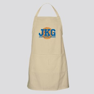 Just Keep Going Basketball Blue Apron