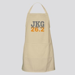 Just Keep Going 26.2 Apron