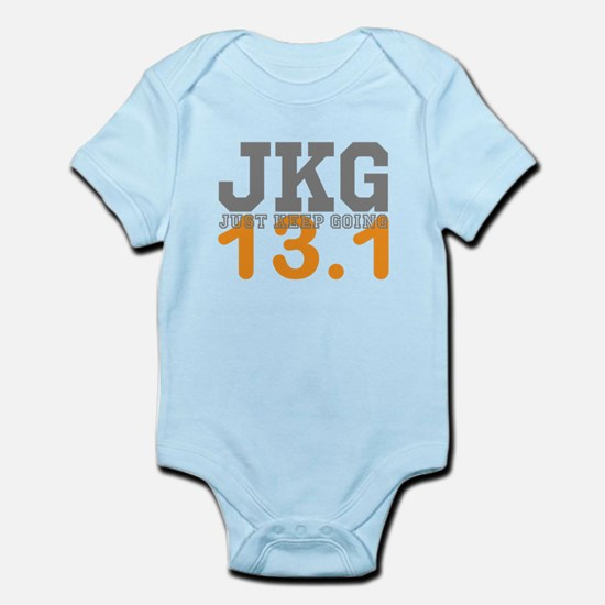 Just Keep Going 13.1 Body Suit