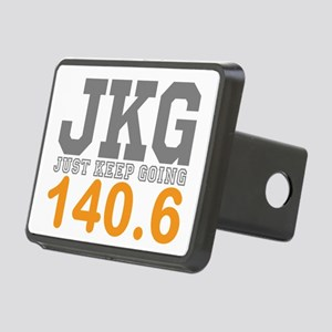 Just Keep Going 140.6 Hitch Cover
