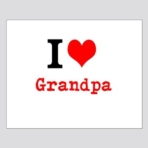 I Love Grandpa Posters