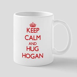 Keep calm and Hug Hogan Mugs