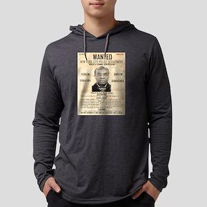 Wanted Bumpy Johnson Long Sleeve T-Shirt