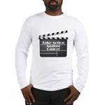 Take Action Against Cancer Long Sleeve T-Shirt