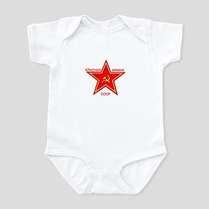 Red Army 2 Infant Bodysuit