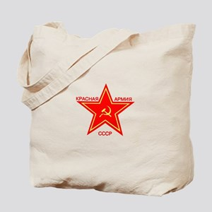 Red Army 2 Tote Bag