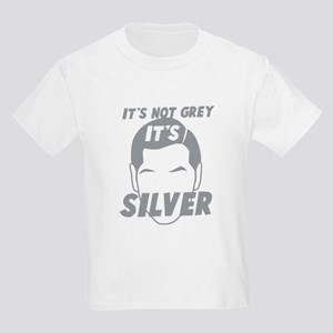 Its not Grey its SILVER T-Shirt
