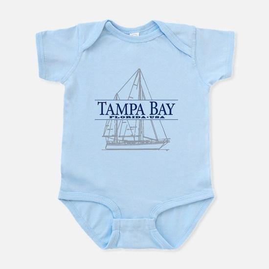 Tampa Bay - Infant Bodysuit