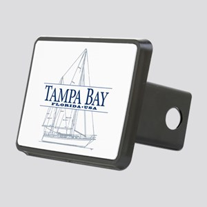 Tampa Bay - Rectangular Hitch Cover